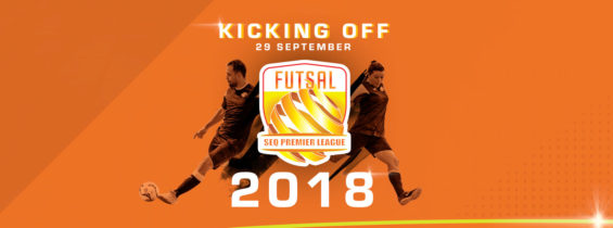 SEQ Futsal Premier League draw released