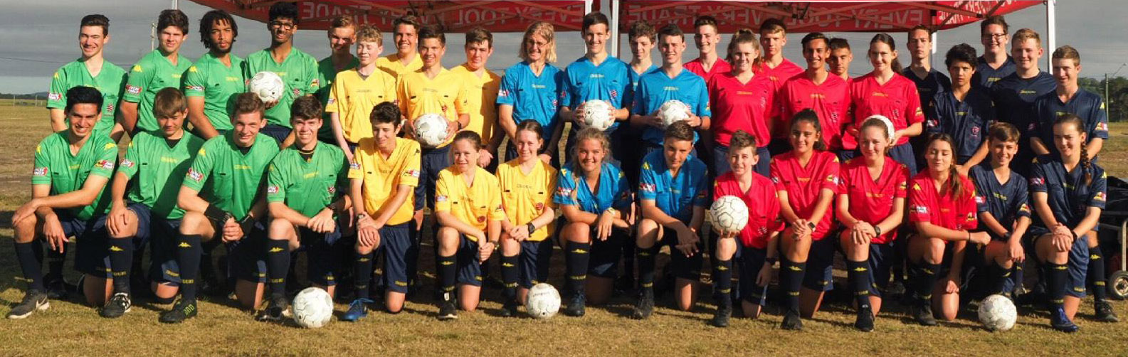 How To Become A Referee Football Queensland